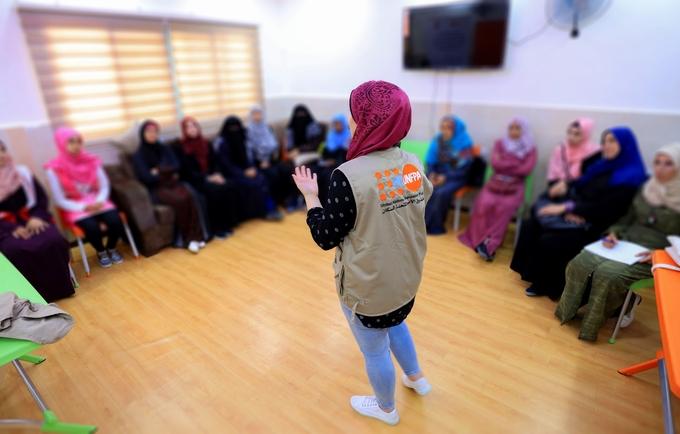 Rafah Safe Space - 2019
